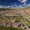 Ciudad de Potosi. Bolivia