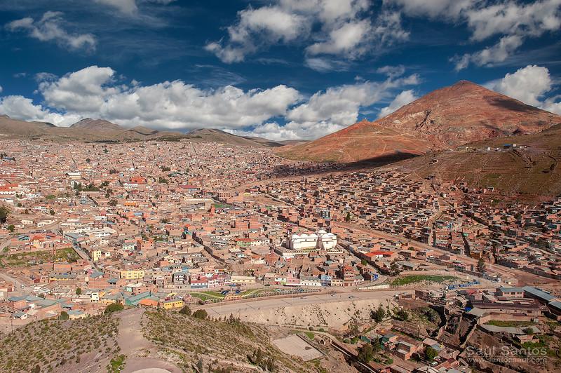 Villa Imperial de Potosí, Bolivia