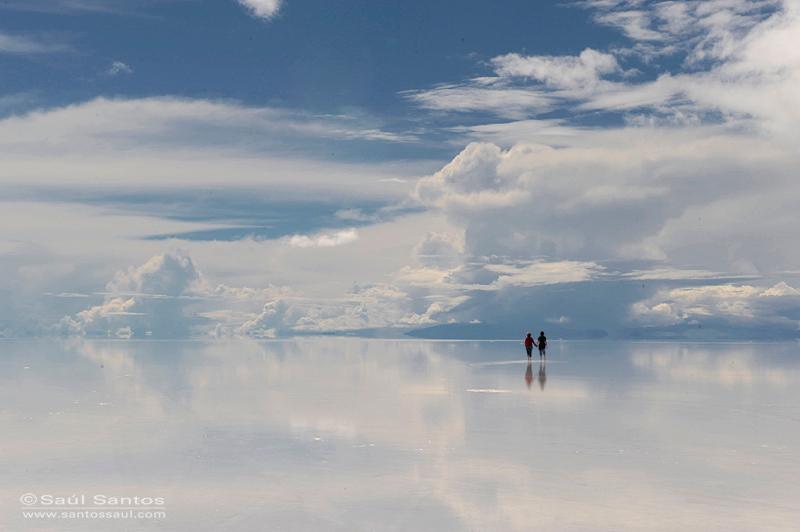 Salar de Uyuni, Altiplano. Bolivia