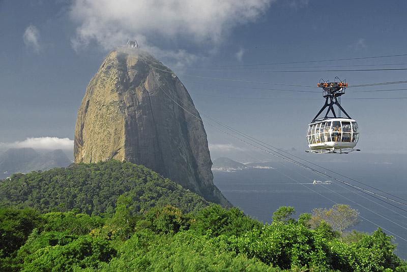 Pao de Acucar,Rio de Janeiro. Brasil