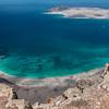 La Graciosa desde Lanzarote. Islas Canarias