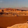 Valle de La LUna, Desierto de Atacama