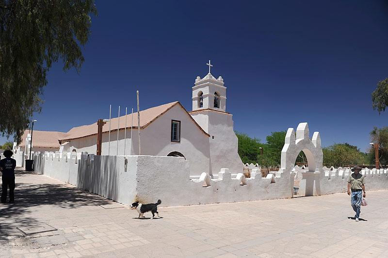 San Pedro de Atacama, Desierto de Atacama