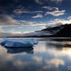 Amanecer en La Laguna San Rafael, Fiordos Chilenos, Viaje Skorpios II, Ruta Chonos,  Patagonia Chilena