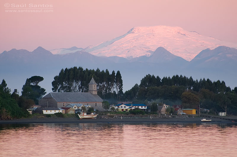 Volcan Michinmauida, Fiordos Chilenos, Viaje Skorpios II, Ruta Chonos,  Patagonia Chilena