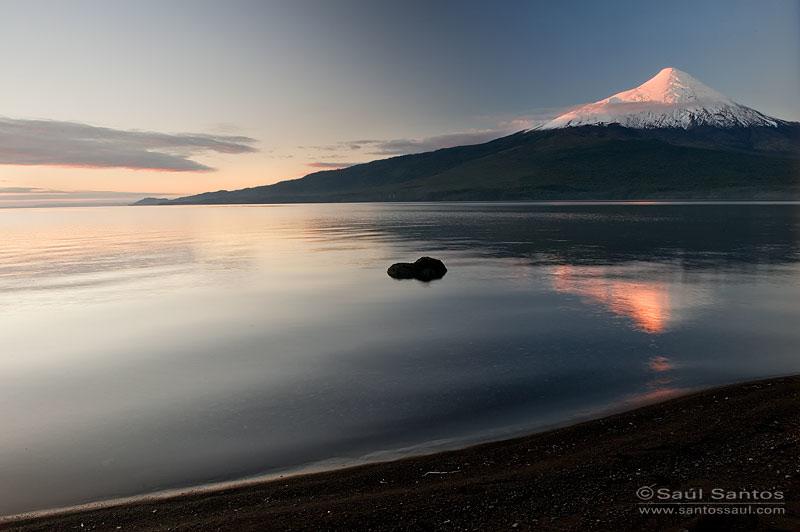 Volcan Osorno, Patagonia Chilena