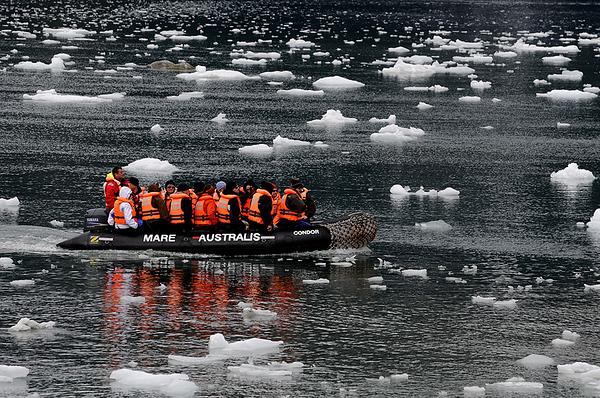 Tierra del Fuego, Patagonia Chilena.