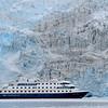 Mar Australis en Glaciar Pia, Tierra del Fuego, Patagonia Chilena.