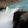 Salto Grande, Parque Nacional Torres del Paine, Patagonia Chilena