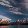 Parque Nacional Torres del Paine, Patagonia Chilena.