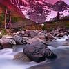 Amanecer en el Paine Grande, Parque Nacional Torres del Paine, Patagonia Chilena