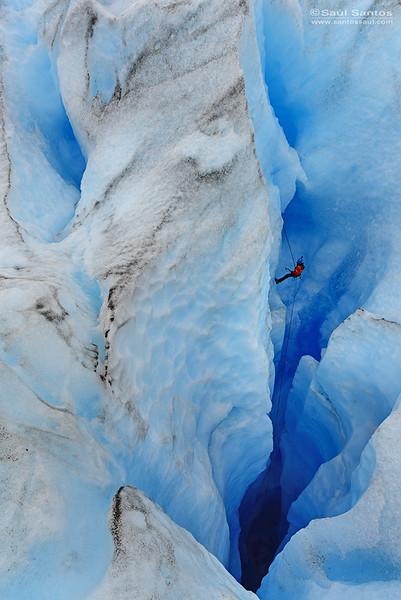 Glaciar Grey, Parque Nacional de Torres del Paine, Patagonia Chilena.