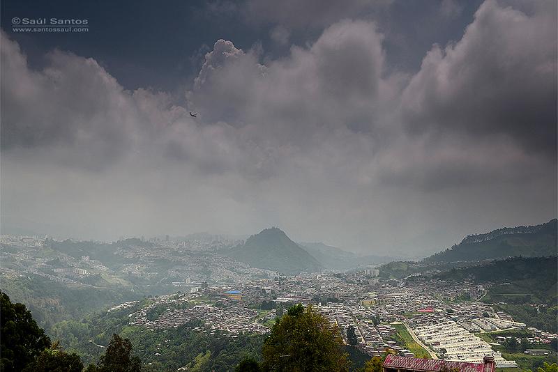 Ciudad de Manizales, Colombia