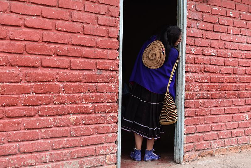 Silvia,  Departamento del Cauca. Colombia