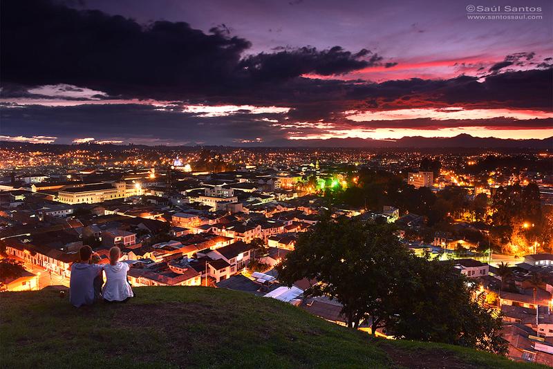 ciudad de Popayan, Colombia
