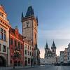 Praga, Republica Checa.