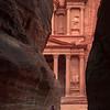 Ruinas de Pedtra. Jordan.