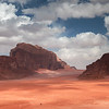 Desierto de Wadi Ram, Jordan.