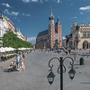The Main Market Square, Krakow, Poland