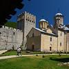 Monasterio de Manasija,  Serbia.