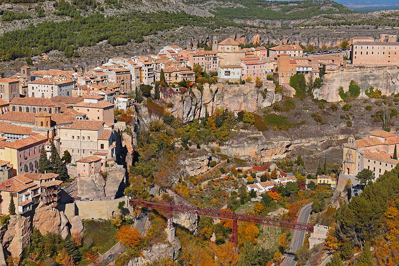 Ciudad de Cuenca. España