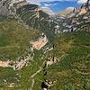 Pirineos, Parque Nacional de Ordesa, Cañon de Añisclo