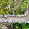 Pirineos, Parque Nacional de Ordesa  Añisclo, Puente de San Urbez