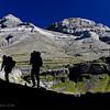 Pirineos, Parque Nacional de Ordesa, Valle de Ordesa, Circo de Soaso, Monte Perdido.
