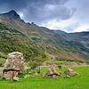 Pirineos, Parque Nacional de Ordesa, Llano de La Larri
