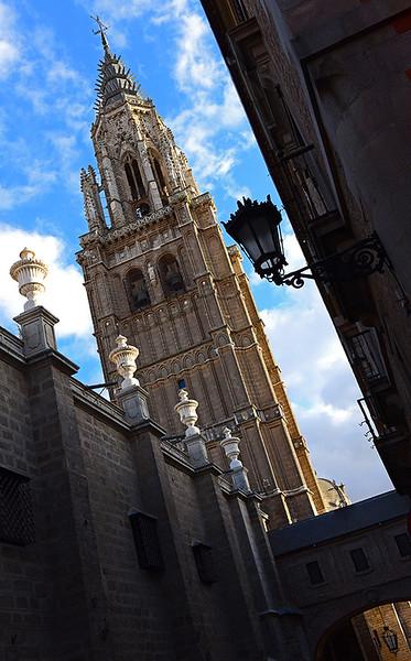 Ciudad de Toledo. España