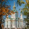 Catedral de San Andrés de Kiev
