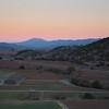 Sunrise over St Helena