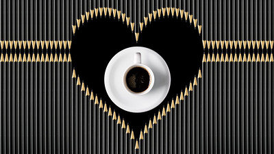 Pencil Heart Coffee