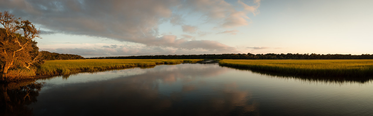 Salt Marsh Pano