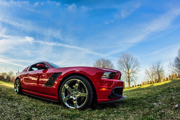 2014 Roush Stage 3 Aluminator