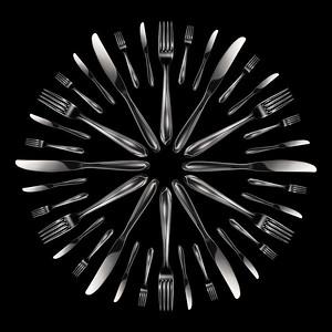 Fork Knife - Food Royale