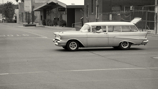 57 Chevy Drive By