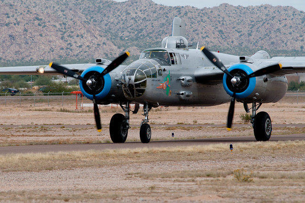 Copperstate Fly-In Casa Grande Arizona