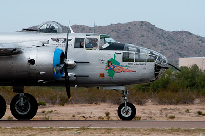 Copperstate Fly-In Casa Grande Arizona