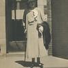 """Grandma harris, Chicago, in Buffalo, about 1930"""