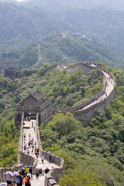 The Great Wall - View to Watchtower 12