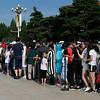 Tiannamen - Queues to Mao's Tomb