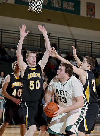 Zeeland West vs Hamilton Boys Basketball