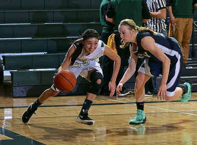 Zeeland West Girls Basketball vs Unity Christian