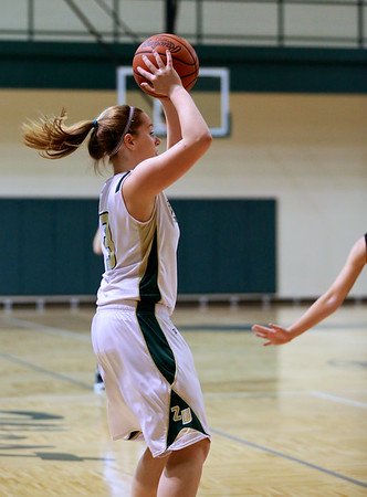 Zeeland West vs. Belding Girls Basketball