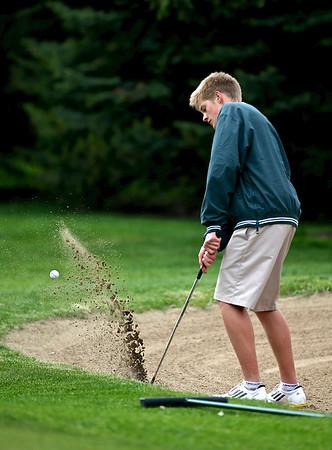 2014 Zeeland West Boys Golf Home Jamboree