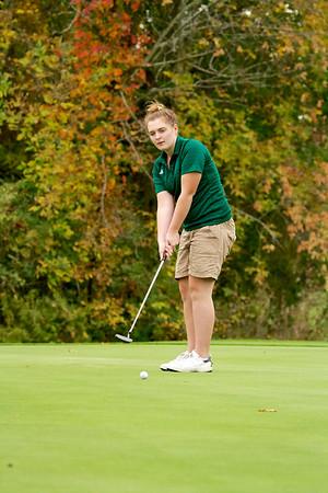 Zeeland West Girls Golf vs. West Ottawa