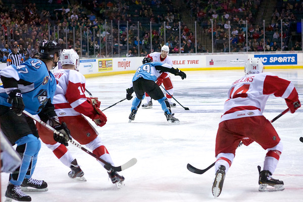 Griffins on Offense