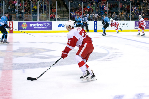 Tatar at Center Ice