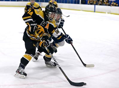 Grand Haven vs. Kenowa Hills Hockey